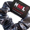Picture of Nak Muay (Silver Sparkle) Scrunchie