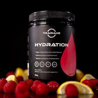 Picture of Trainade - Raspberry Lemonade
